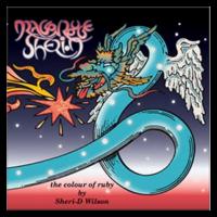 Sheri-D Wilson - Dragon Rouge Single - Colour of Ruby