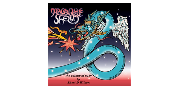Sheri-D Wilson - Dragon Rouge Single - Colour of Ruby