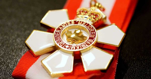 Sheri-D Wilson appointed Order of Canada