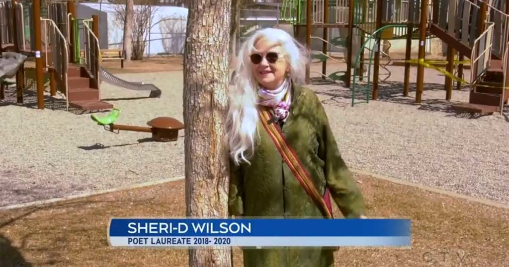 Sheri-D Wilson on CTV's Inspired Albertan