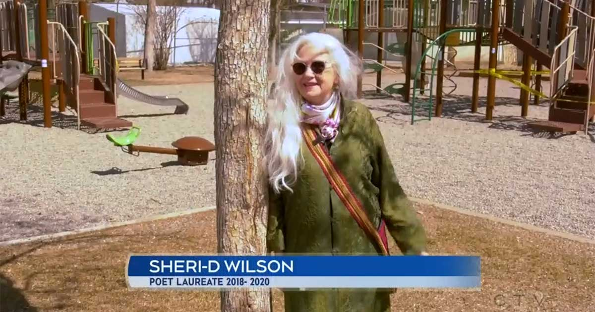 Sheri-D Wilson on CTV's Inspired Albertan