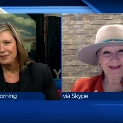 Global News Morning Calgary featuring YYC POP: Poetic Portraits of People