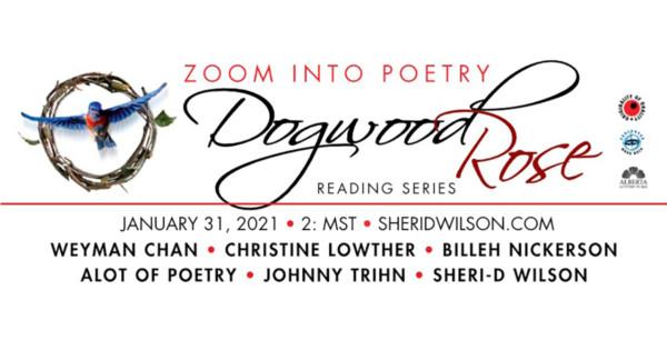 Dogwood Rose Reading Series - January 31, 2021