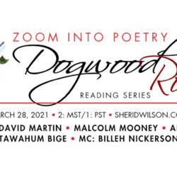 Dogwood Rose Reading Series - March 28, 2021