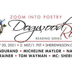 Dogwood Rose Reading Series - May 30, 2021