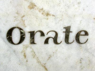 Orate Spoken Word image
