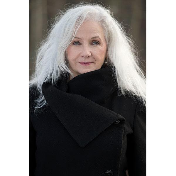Sheri-D Wilson   Calgary Poet Laureate